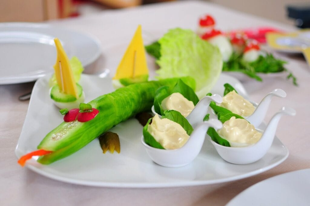 nutritional meals for kids