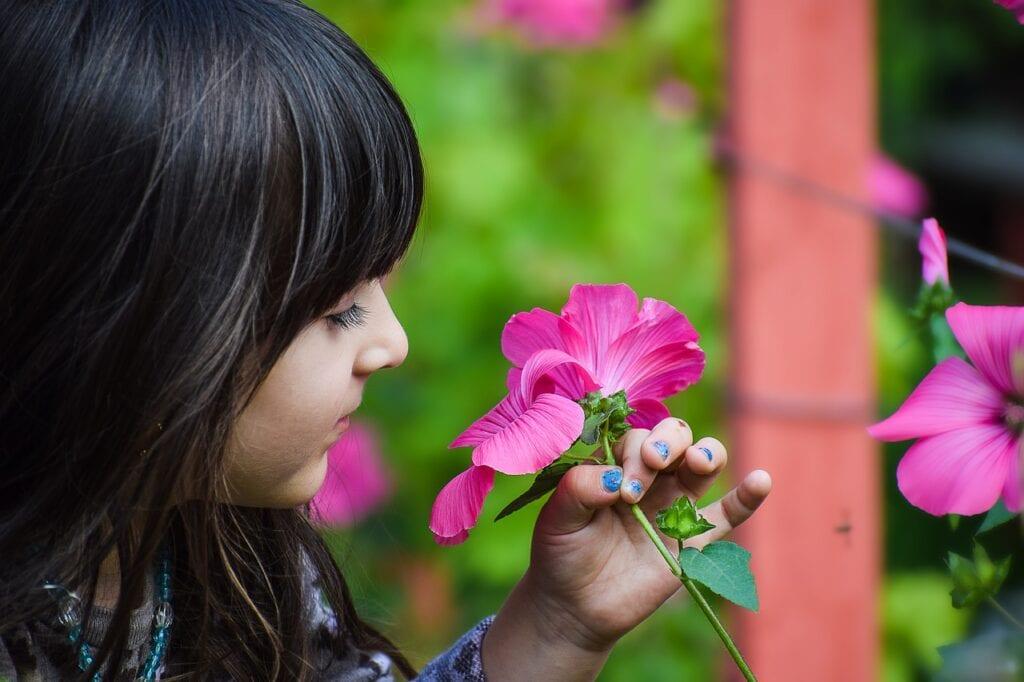 little-girl-flower