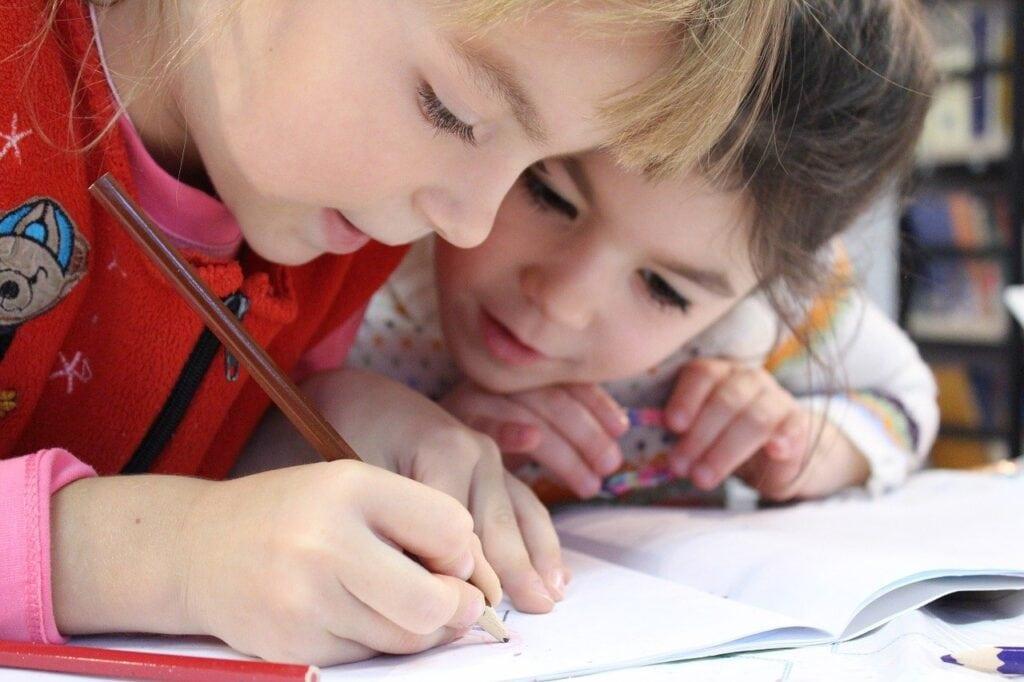 kids-writing