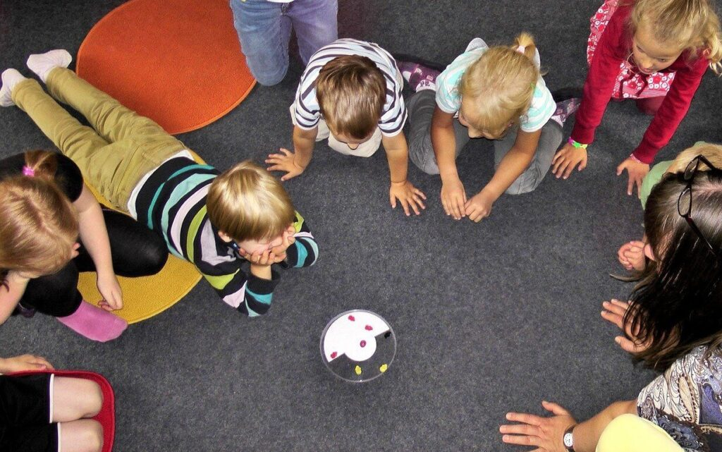 kindergarten childs play